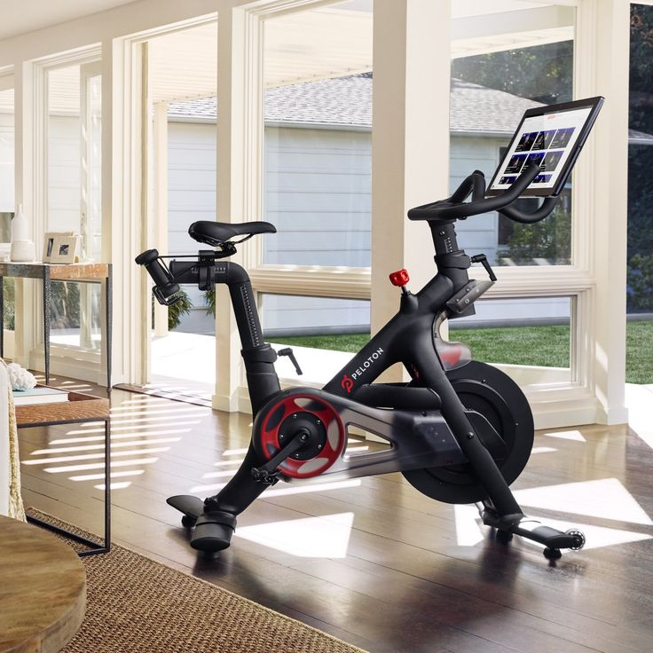 Peloton live and ondemand indoor cycling classes