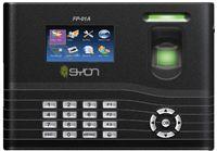 Terminal lector de huella digital FP-01A para control de presencia, accesos y producción.