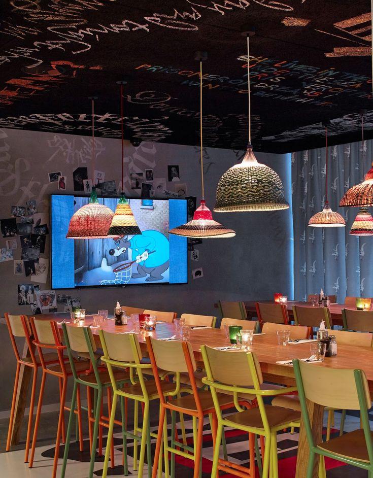 hotel bordeaux bar restaurant mama shelter