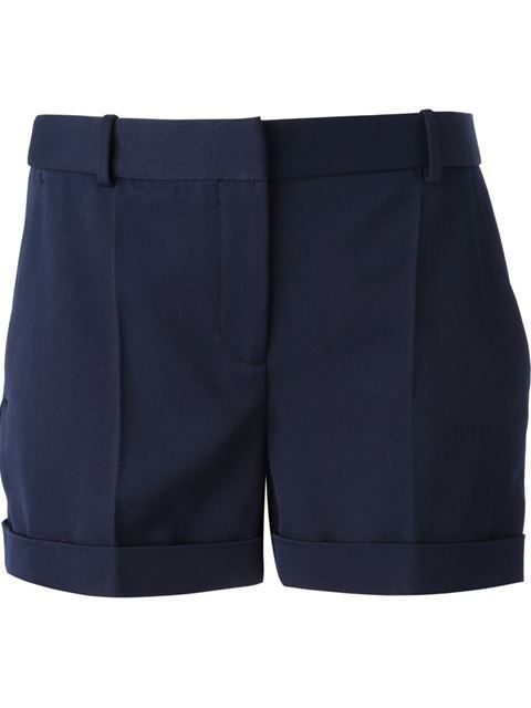 Compre Alexander McQueen Shorts de alfaiataria em Luisa World from the world's best independent boutiques at farfetch.com. Over 1000 designers from 300 boutiques in one website.