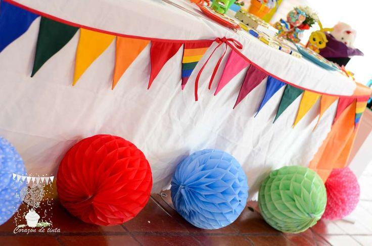 PLIM PLIM. Estallido de color Birthday Party Ideas | Photo 43 of 45