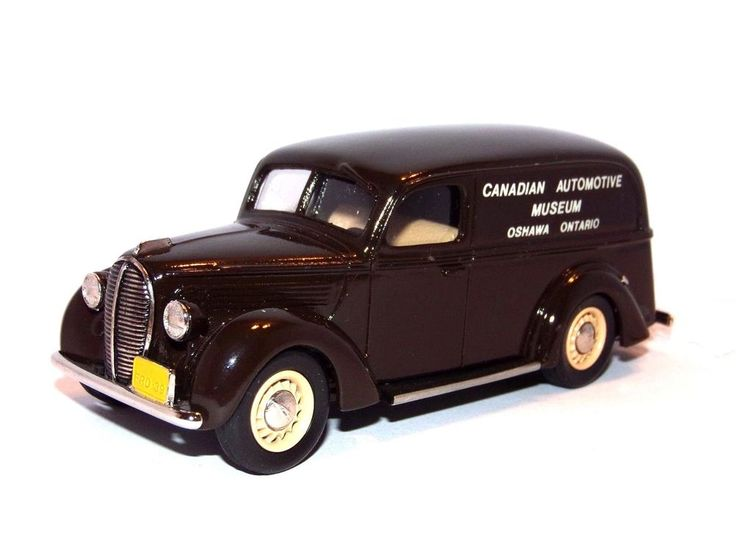 Durham classics ford 1939 panel delivery truck canadian for Ford motor vehicle models