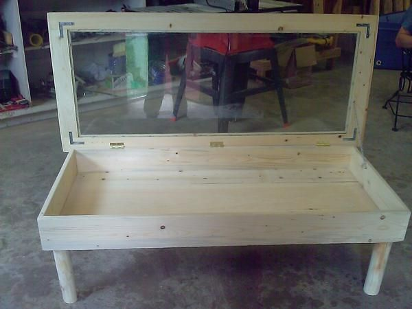 Sports Shadowbox Table | Who can I hire to build THIS for me?