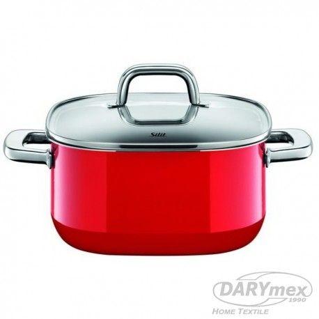square pot, energy red, more on darymex.com and sklep.darymex.pl
