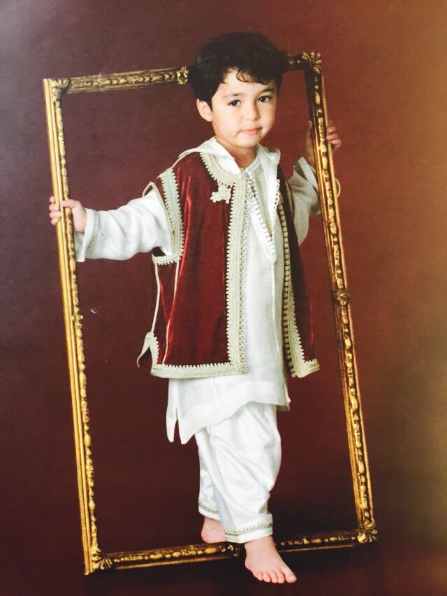 Cute moroccan outfit