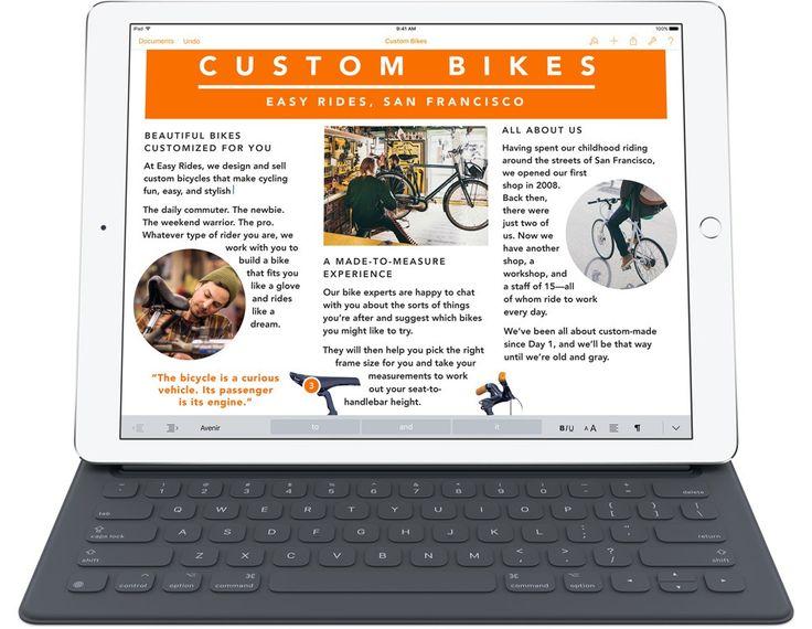 #Tablet Tastatur Cover #APPLE #MJYR2ZM/A   Apple Smart Keyboard  Docking Smart Connector Apple iPad Pro Schwarz     Hier klicken, um weiterzulesen.  Ihr Onlineshop in #Zürich #Bern #Basel #Genf #St.Gallen