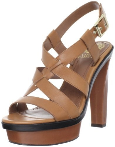 Vince Camuto Women's Cantara Sandal in camel