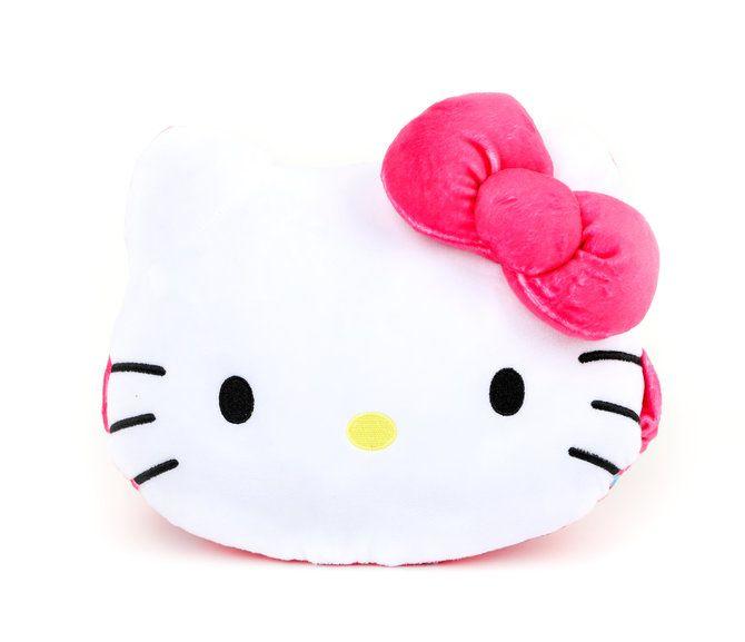 Hello Kitty Kids Auto Head Rest Cushion: Road Trip
