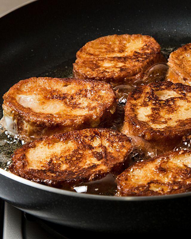 フレンチトーストよりも断然美味しいスパニッシュトーストの作り方♪ - macaroni
