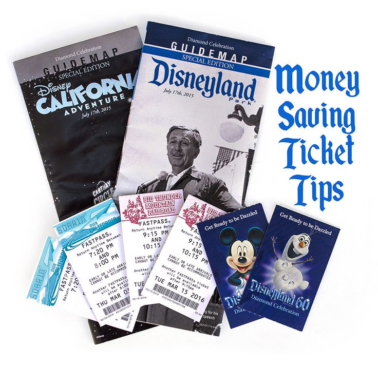 The keys to (safely) buy discount Disneyland tickets!