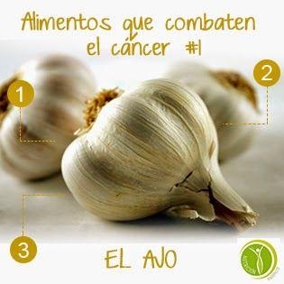 Nutricion Estetica: #1  El Ajo. Alimentos que combaten el cáncer. NUTR...