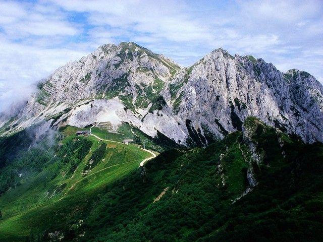 Carnic Alps, Friuli-Venezia Giulia Region, Italy
