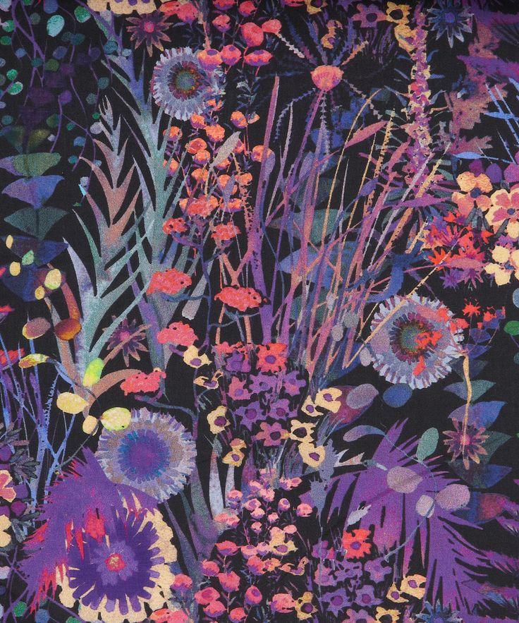 Tresco D Tana Lawn, Liberty Art Fabrics. Shop more from the Liberty Art Fabrics collection online at Liberty.co.uk