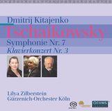 Tschaikowsky: Symphonie No. 7; Klavierkonzert No. 3 [Super Audio Hybrid CD], 25989786
