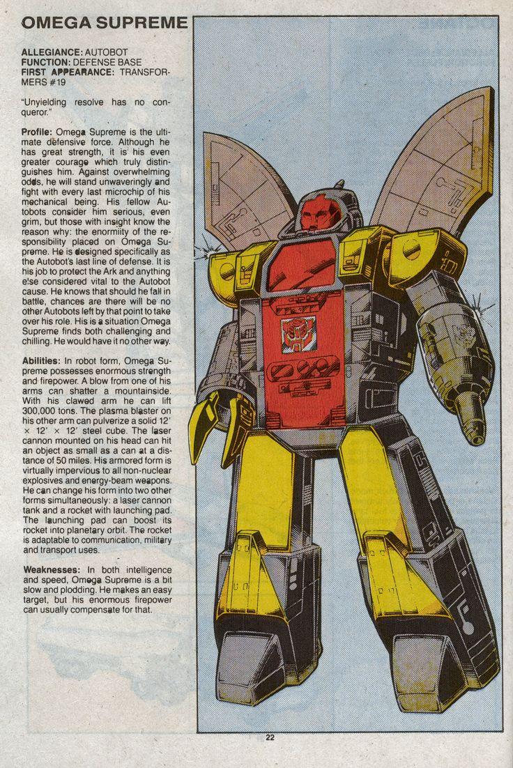 756 best Transformers G1 - Artwork images on Pinterest ...