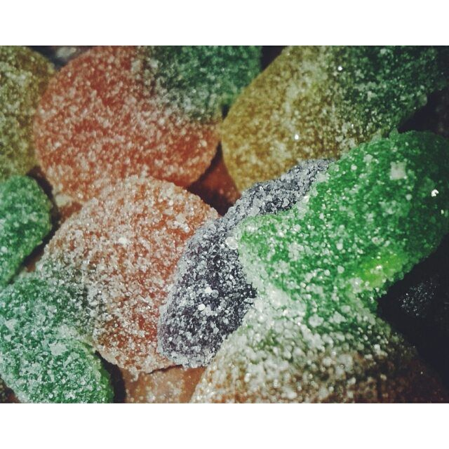 I love gummies  #Vsco #Foodporn #Candyporn #Fruits by pinchedan