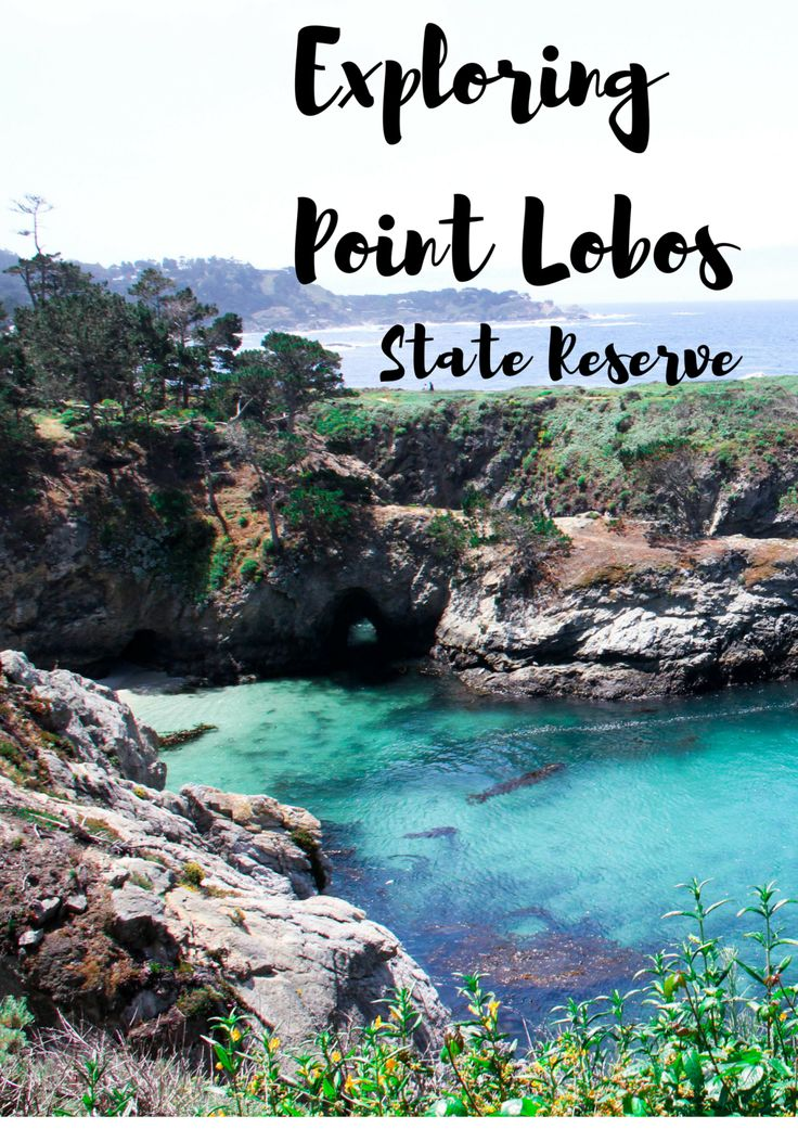 China Cove at Point Lobos State Reserve, simply beautiful!
