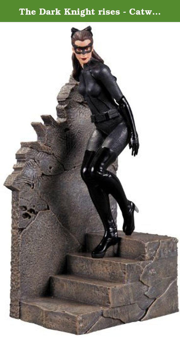 The Dark Knight rises - Catwoman 1/12 Statue The Dark Knight Rises - Catwoman 1/12 Statue. It's shipped off from Japan.