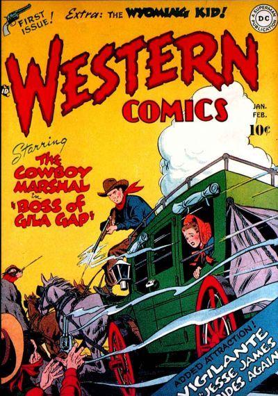 Western Comics #1