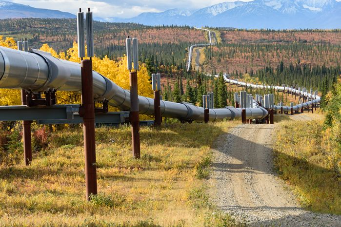 A District Court has ordered a natural gas pipeline operator to cease operations and remove the pipeline located on original Kiowa Indian lands Anadarko.