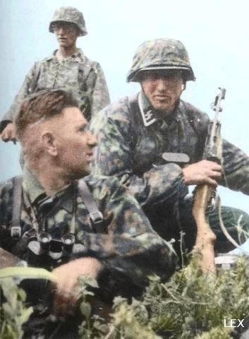 Waffen SS.