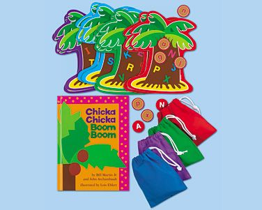 boom literature Reading chicka chicka book boom, followed by the lessons in this unit, is the perfect literature link to teach alphabet and name recognition skills we know that children's knowledge of the.