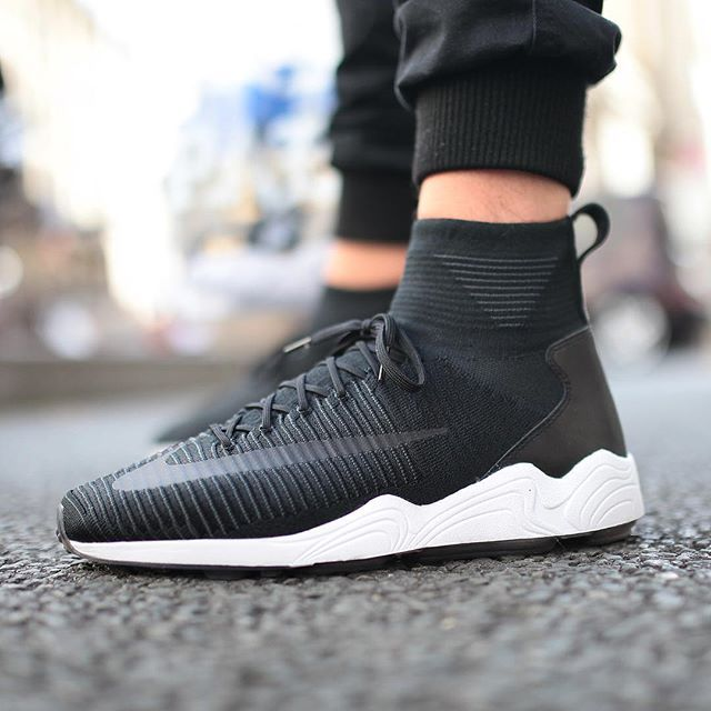 a8ec1c1ad108 Nike s Zoom Mercurial Flyknit on-foot.  hskicks    karlhab ...