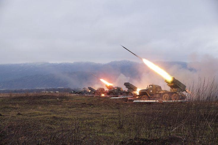 BM-21 Grad in Armenia