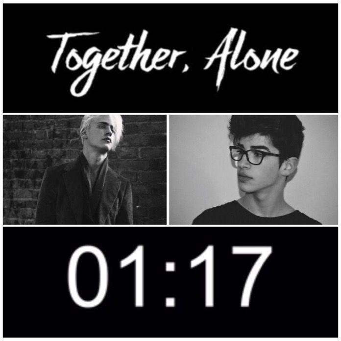 Together, Alone by @o0o-chibaken-o0o (Draco x Harry)