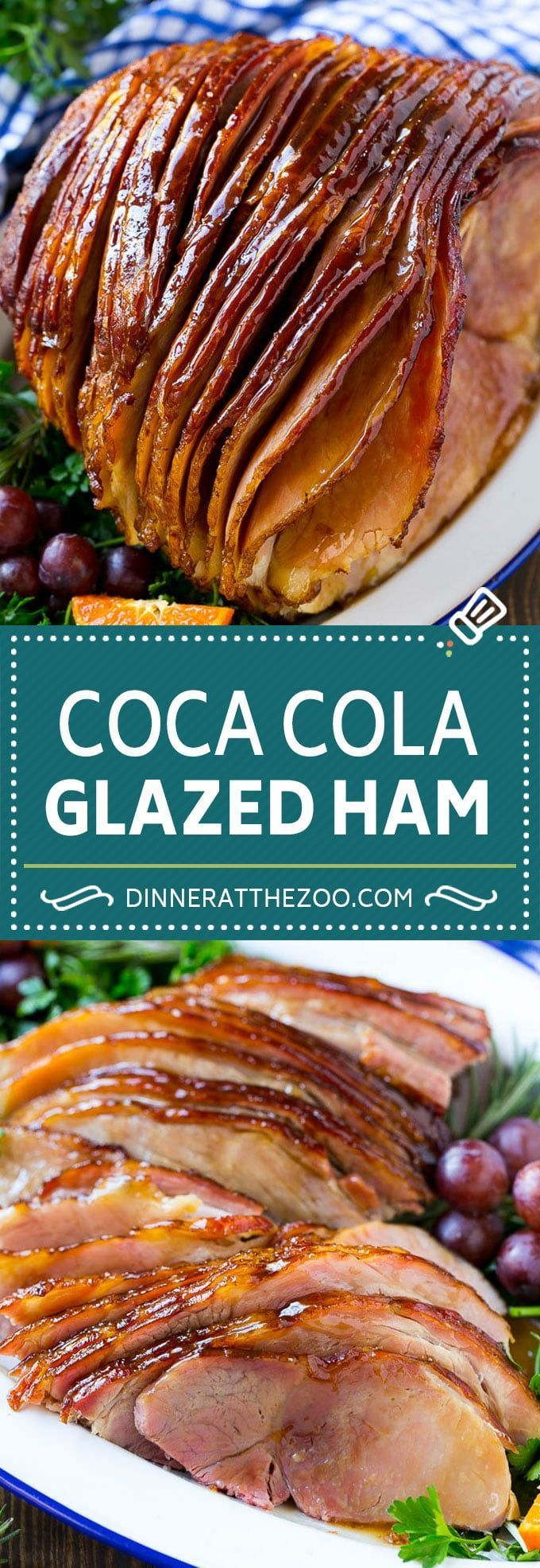 Coca Cola Ham | Coke Glazed Ham | Easter Ham | Christmas Ham | Holiday Ham Recipe #christmasrecipes