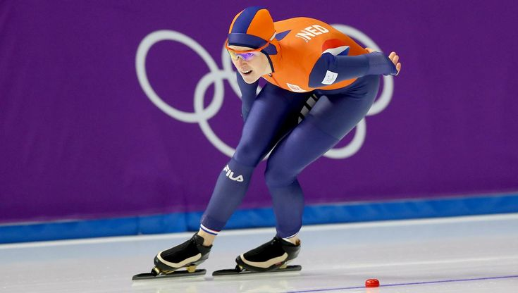 Netherland's Irene Wust became the first speed skater to win 10 career Olympic medals, five of her medals were won in Sochi in 2014. She also became the first Olympic athlete from Netherlands  to win 5 career Olympic Gold Medals.