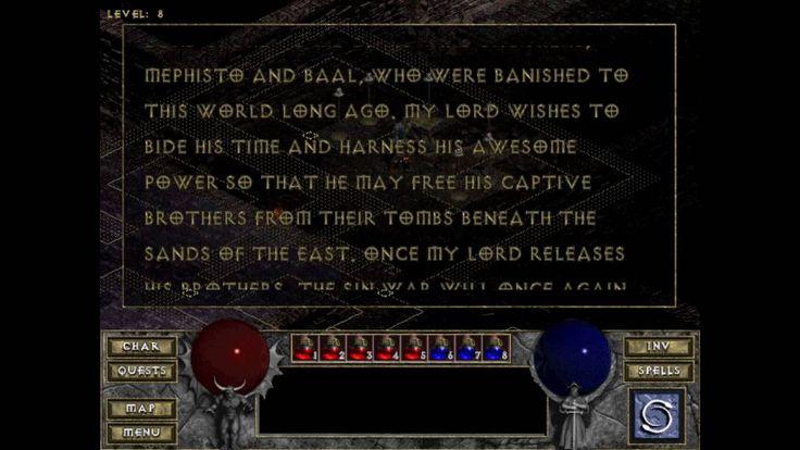 Diablo 1 by Blizzard North The Books