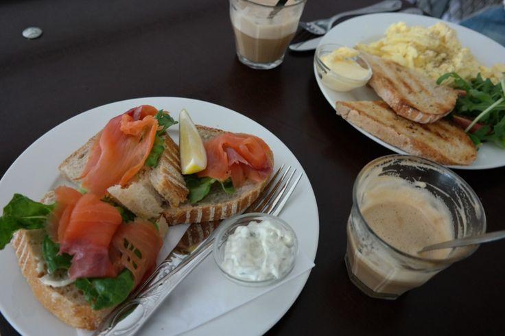 Great breakfast @ Hopper Rotterdam, The Netherlands.
