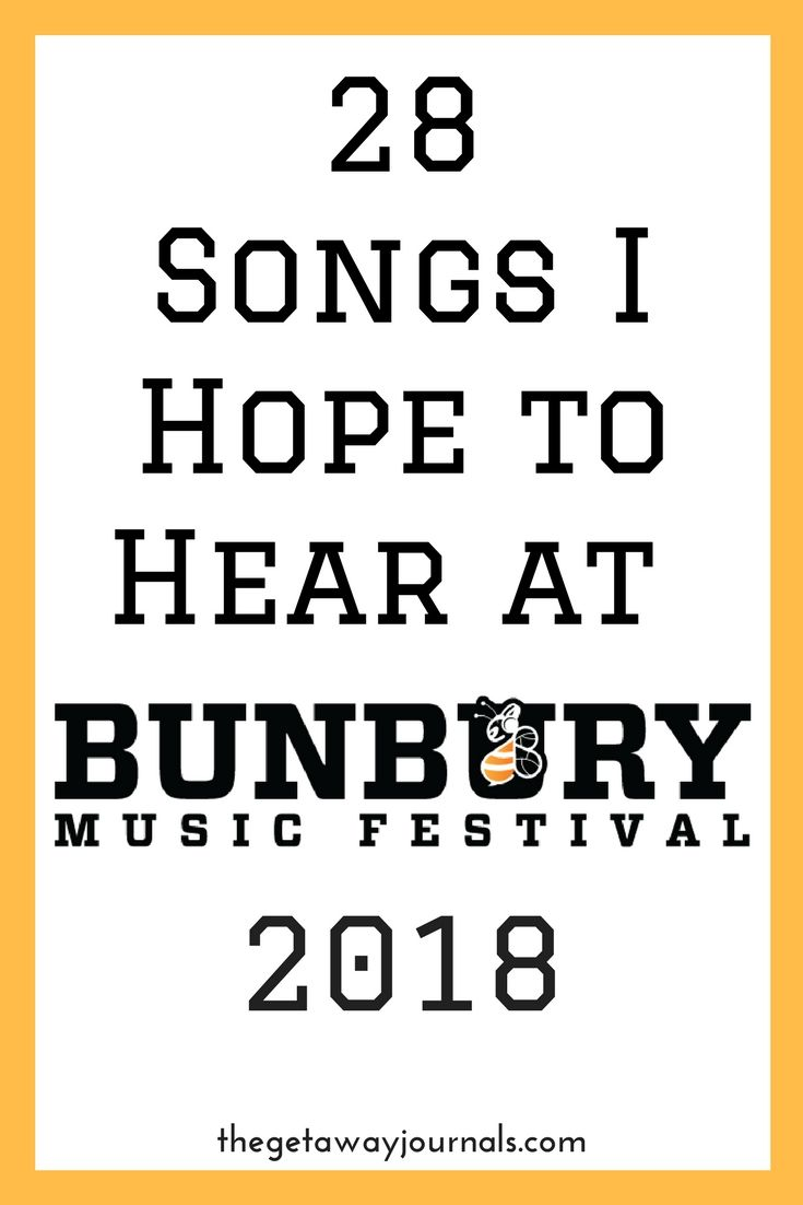 This year I am excited to be partnering with Bunbury Music Festival in Cincinnati, Ohio. Bunbury holds a very special place in my heart. It was the first music festival my boyfriend and I went to together back in 2015. Since then, we have been to many more, and now we are excited to be circling right back to Bunbury. This year I am especially excited about their stellar lineup. Jack White, Foster the People, Incubus, and Fitz and the Tantrums, just to name a few. . . [read more]