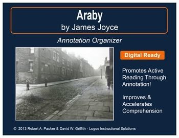 An overview of the short story araby by james joyce