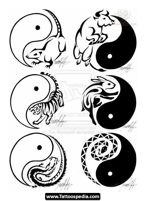 chinese zodiac taurus | Chinese%20Cursive%20Script%20Tattoos%2010 Chinese Cursive Script ...