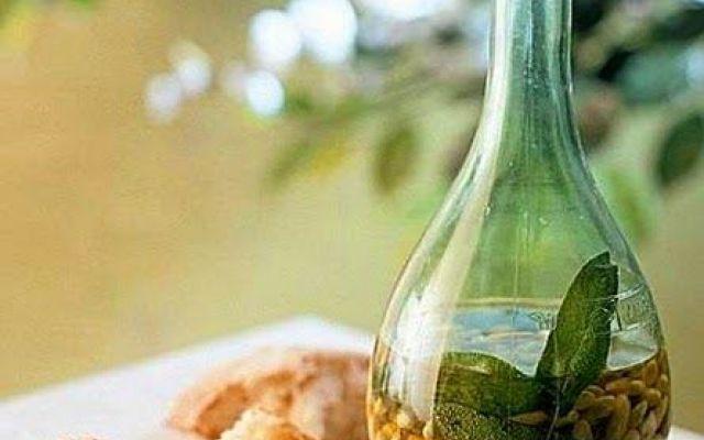Fagioli al fiasco con aglio e salvia. #ricette #contorni #verdure