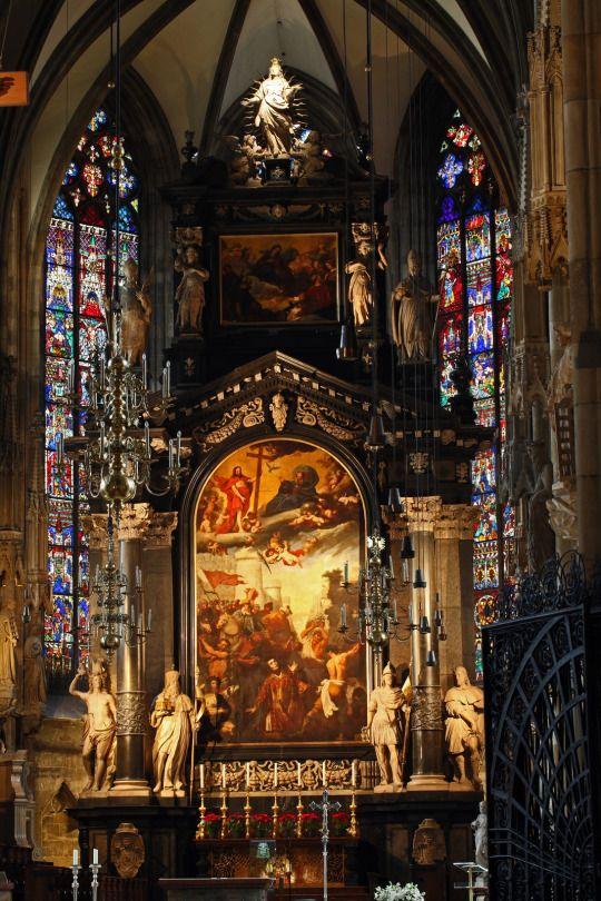 Stephensondom - St. Stephen's Cathedral, Vienna