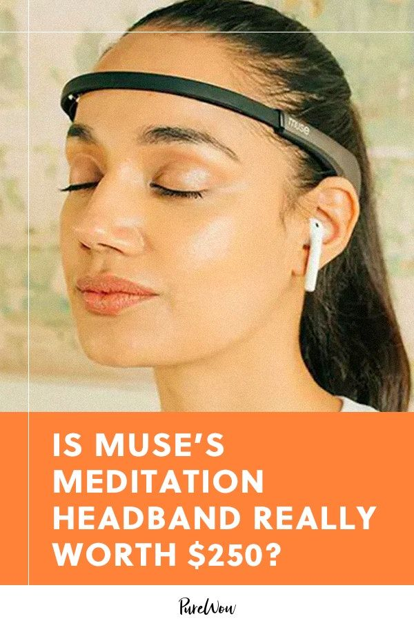 I Felt Super Zen After Using Muse S Meditation Headband But Is It Really Worth 250 In 2020 Muse Meditation Meditation Stress Free Life