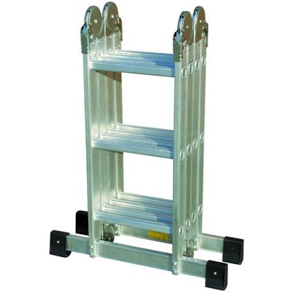 picture of Multi Purpose Articulated Ladder with Platform