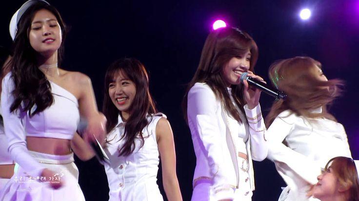 160124 APINK 에이핑크 TAIWAN 11th KKBOX Music Awards Ver.3