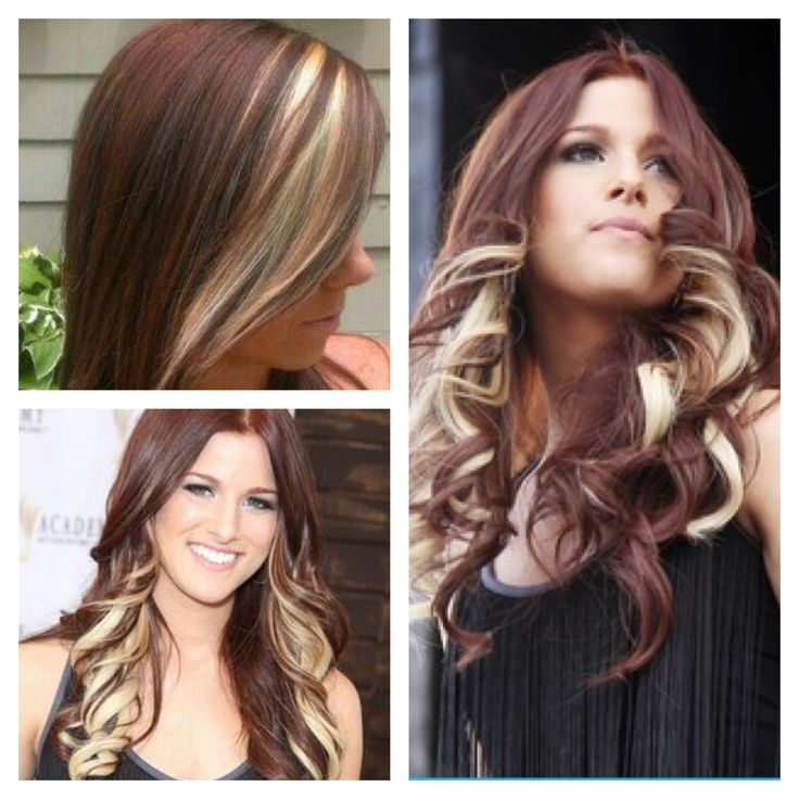 Brown hair with blonde peekaboo highlights underneath trendy brown hair with blonde peekaboo highlights underneath pmusecretfo Image collections