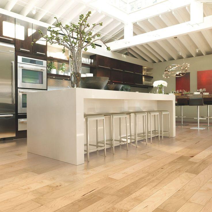 "Engineered Hardwood - Randhurst Maple Collection - Pure Maple Natural / 5"""