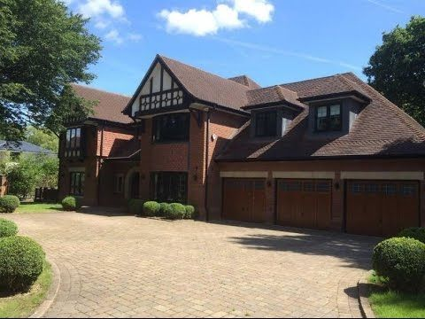 Luke Shaw's mansion in Cheshire