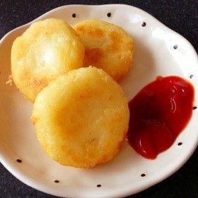 Potato Mochi with Cheese まろやかチーズinじゃがいももち