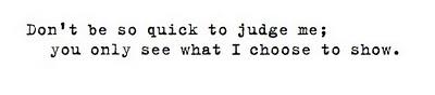 don't judge #quote