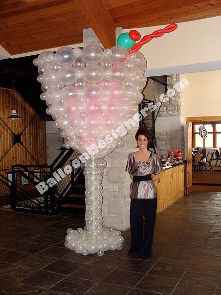 Balloon Sculptures by Balloon Designers