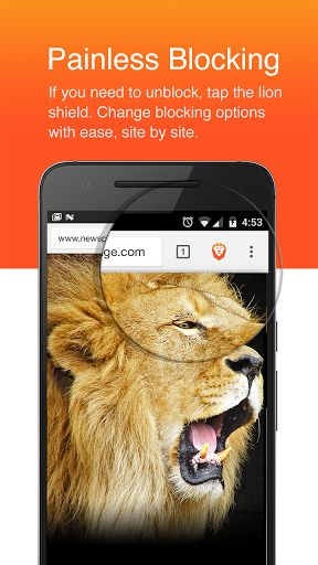 Brave Browser: Fast AdBlocker v1.0.31   Brave Browser: Fast AdBlocker v1.0.31Requirements:4.1Overview:Brave Web Browser is a fast free secure web browser for Android with a built-in AdBlock tracking and security protection and optimized data and battery experience.  Brave Web Browser is a fast free secure web browser for Android with a built-in AdBlock tracking and security protection and optimized data and battery experience.  ADBLOCK Brave is designed with a built-in adblocker to provide…