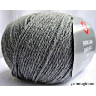 Grigio Merino Wool 4 Ply Yarn