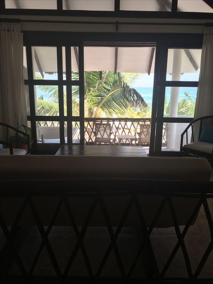 Hotel Cabana Los Lirios Master Suite view
